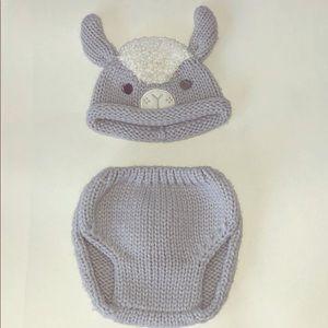 💙Baby Hat & Diaper Cover UNISEX